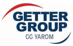 , GG Yarom logo