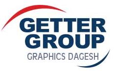 , Graphics Dagesh logo